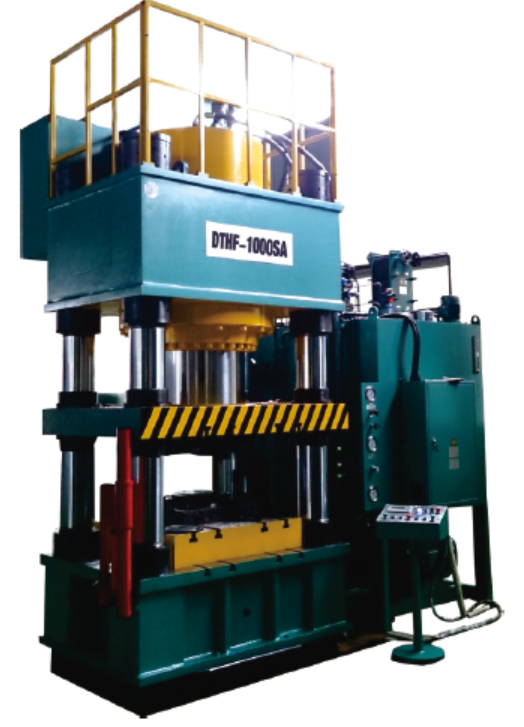 Die Cold Extrusion Forming Hydraulic Press